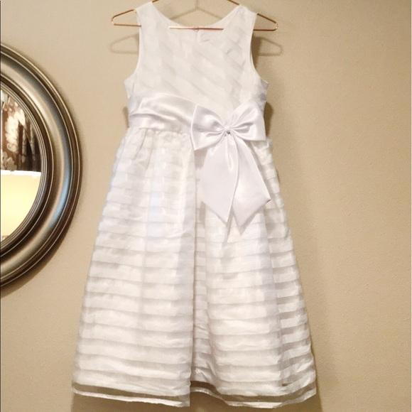 6d43d7582 Jayne Copeland Dresses | Special Occasion Dress Wbow Detail | Poshmark